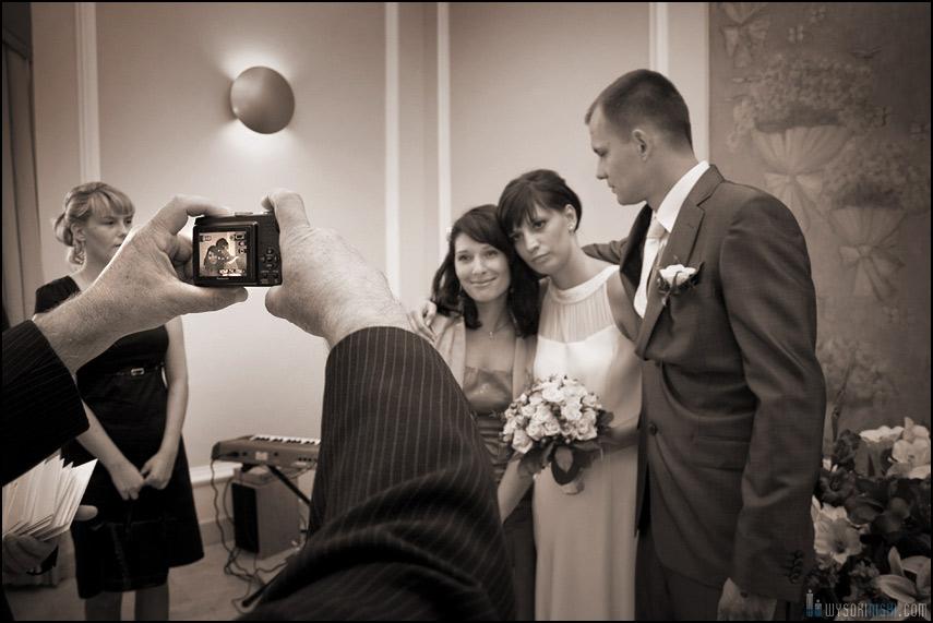 fotografowie z rodziny