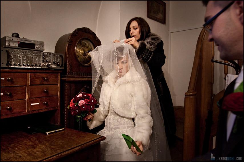 Zdjęcia ślubne Elżbiety i Pawła