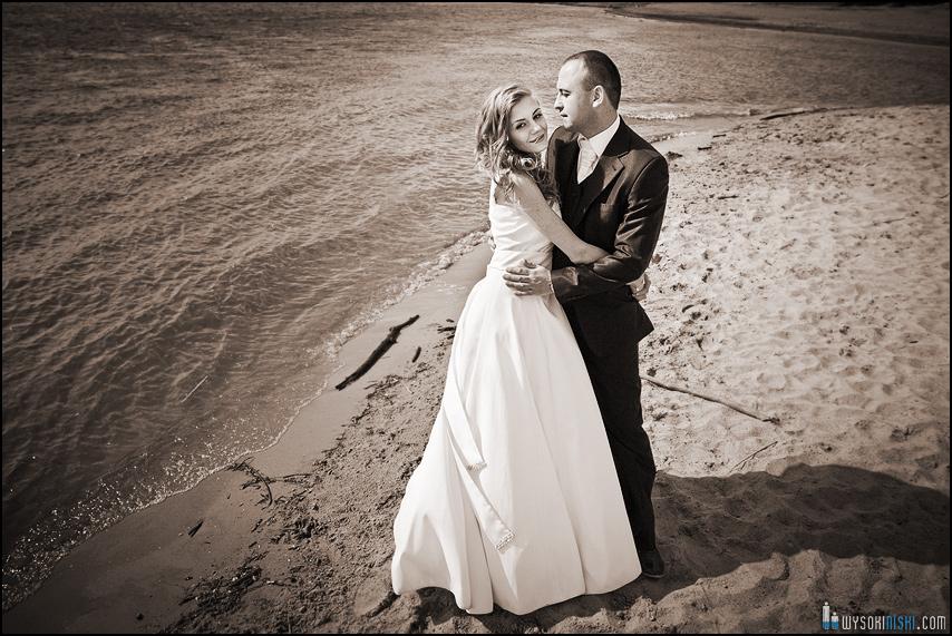 sesja ślubna Marleny i Pawła