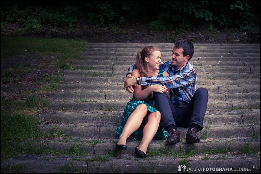 Natalia i Remigiusz przed ślubem
