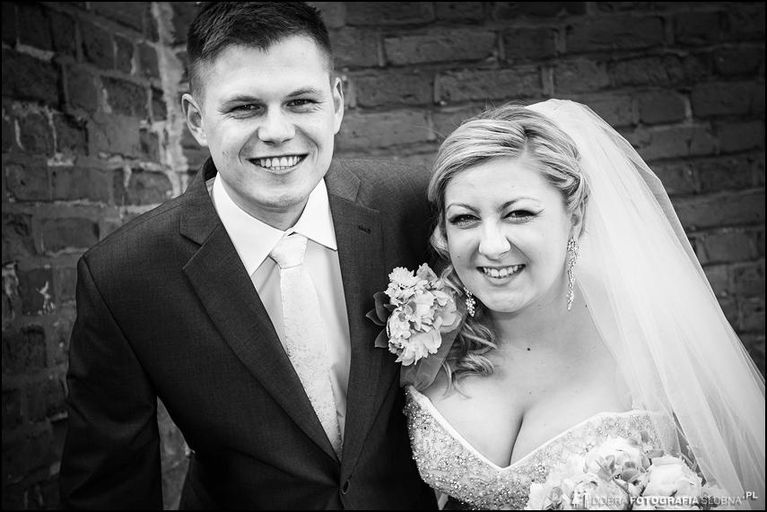 zdjęcia ślubne magdalena i paweł portret