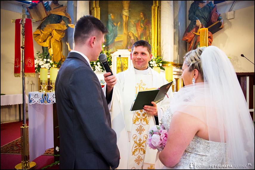 składanie przysięgi zdjęcie ślubne