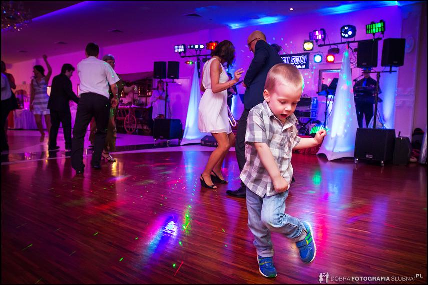 dziecięce weselne tańce dla dzieci