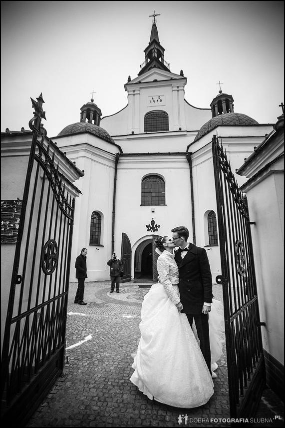 ślub kościół w Pułtusku