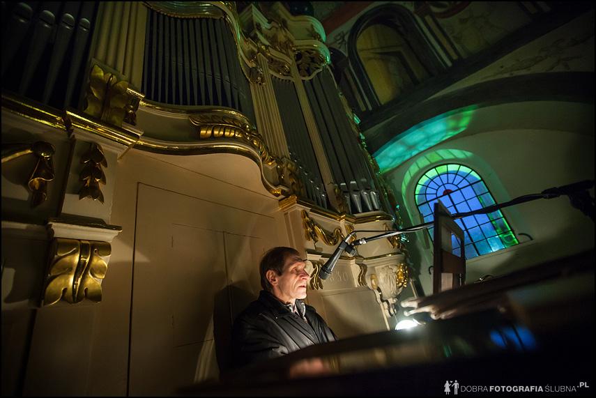 organista w kościele w Pułtusku parafia św Mateusza