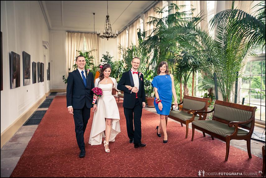 ślub cywilny w pałacu Jabłonna (7)