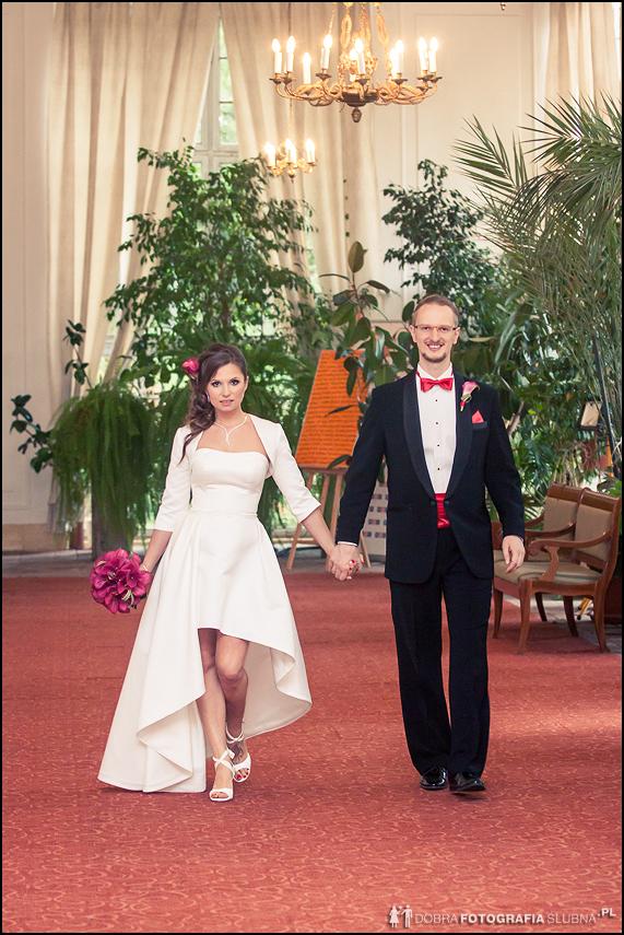 ślub w pałacu Jabłonna (8)