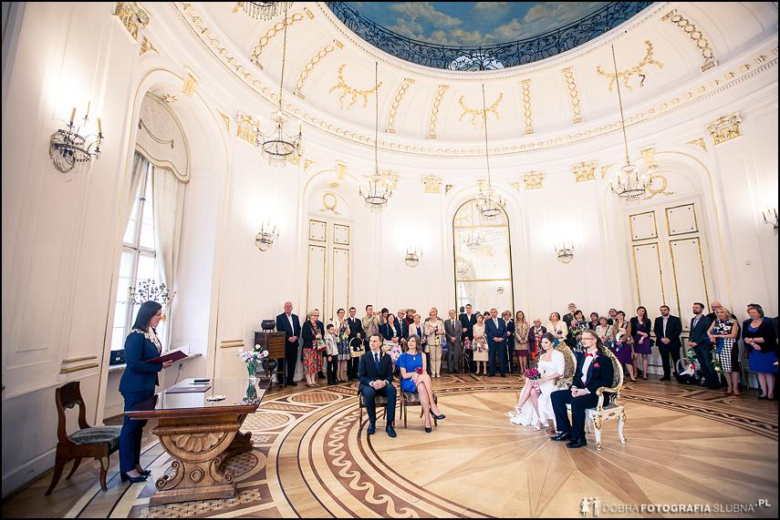 ślub w pałacu Jabłonna (21)