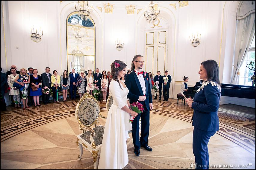 ślub w pałacu Jabłonna (30)