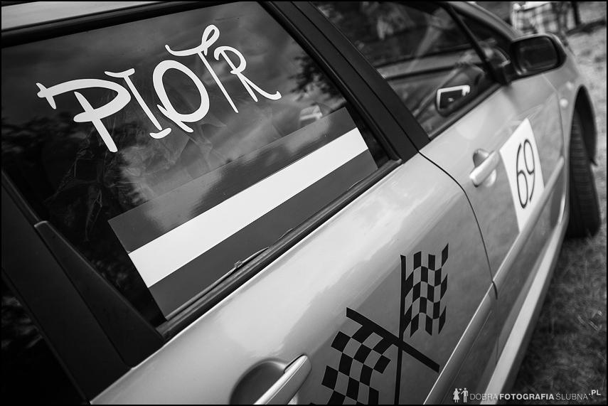 samochód piotr