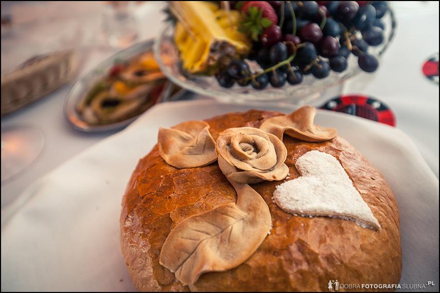chleb i sól, powitanie chlebem i solą