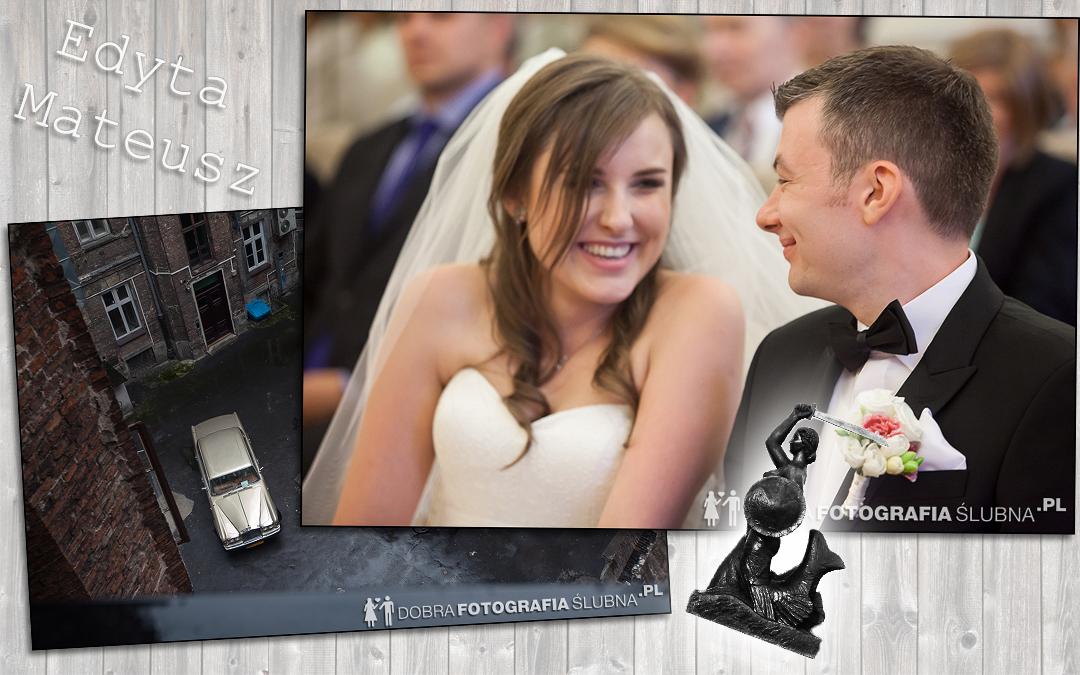 Ślub w urzędzie na warszawskim Starym Mieście