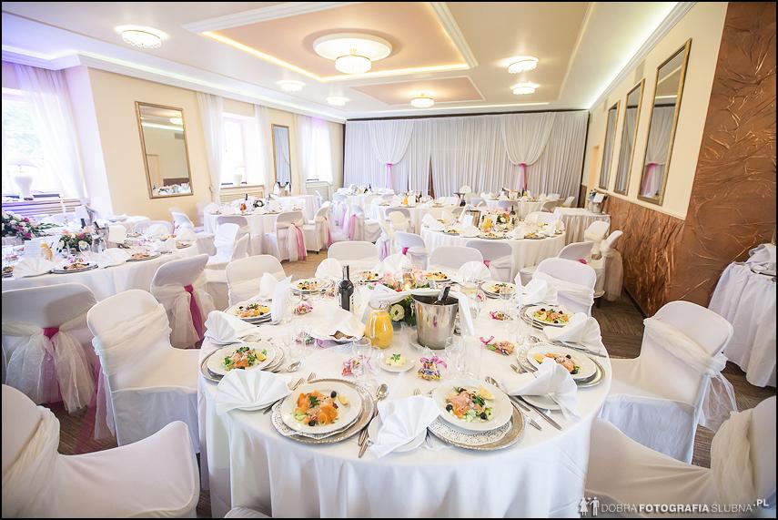 wesele restauracja wilanów