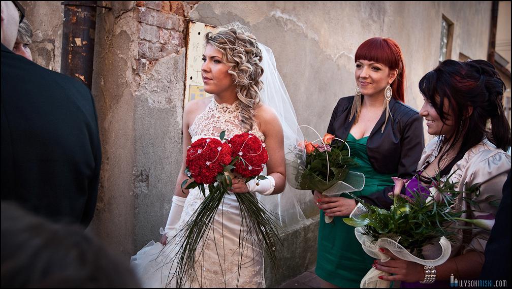 Ewelina i Łukasz- zdjęcia ze ślubu