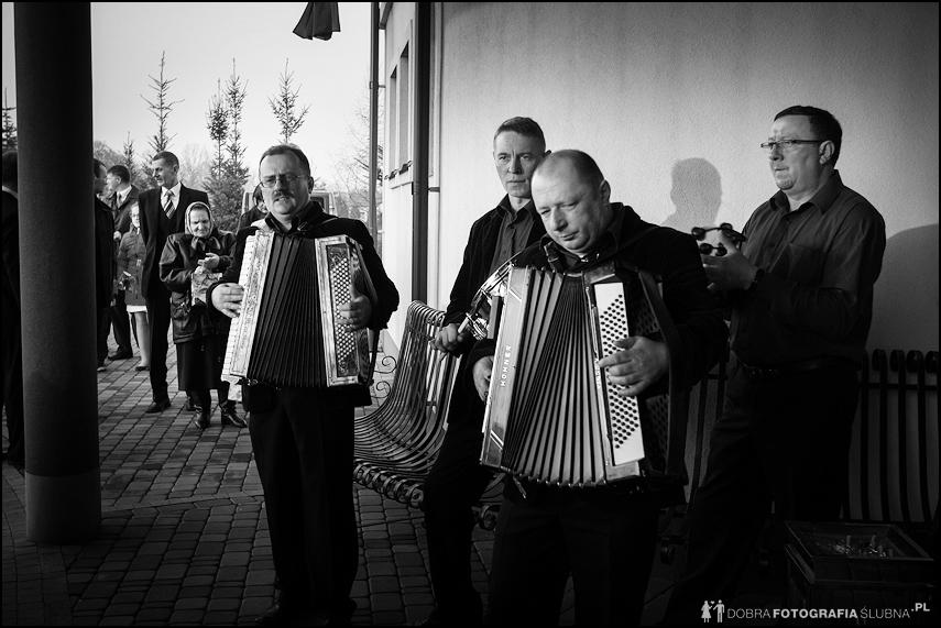 orkiestra z akordeonami