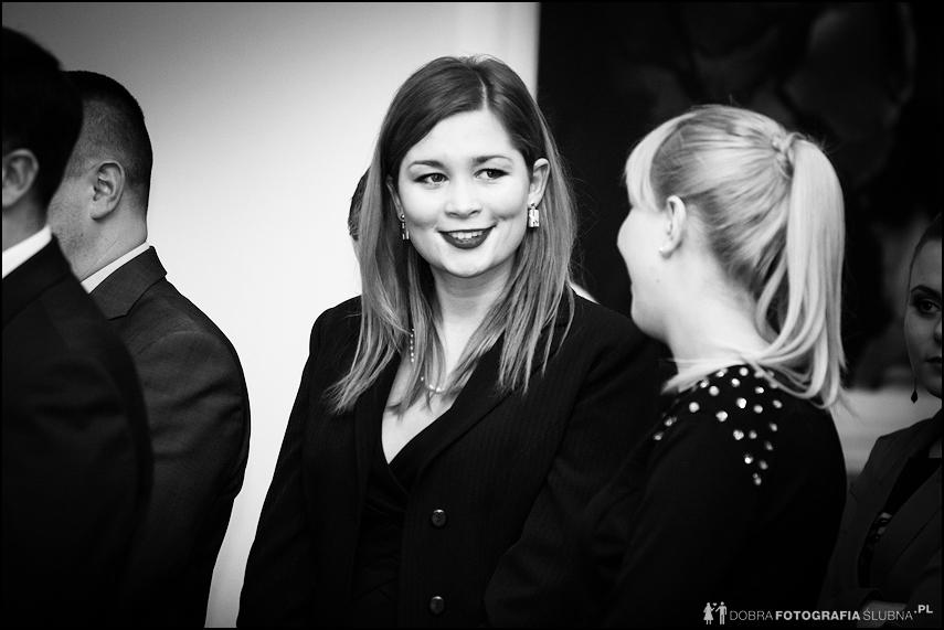 fotografia slubna usmiech kobiety