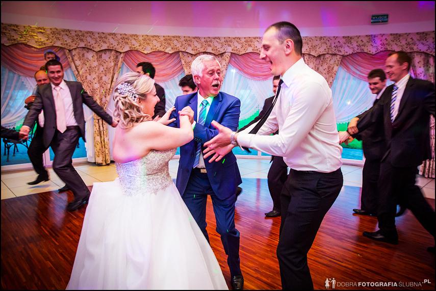 odbijany tańce weselne