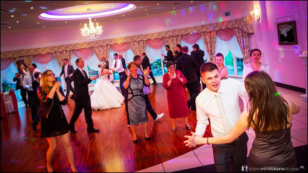 tańce weselne z panem młodym