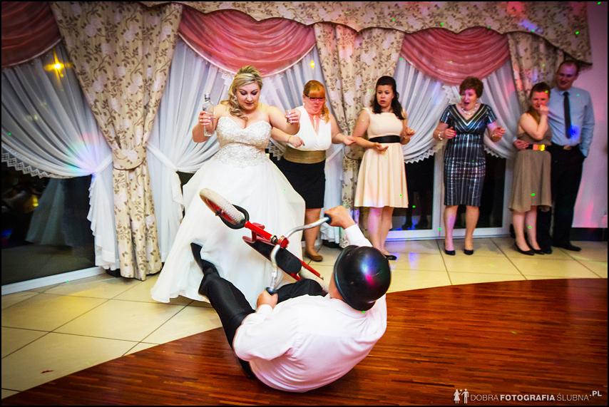wypadek na weselu