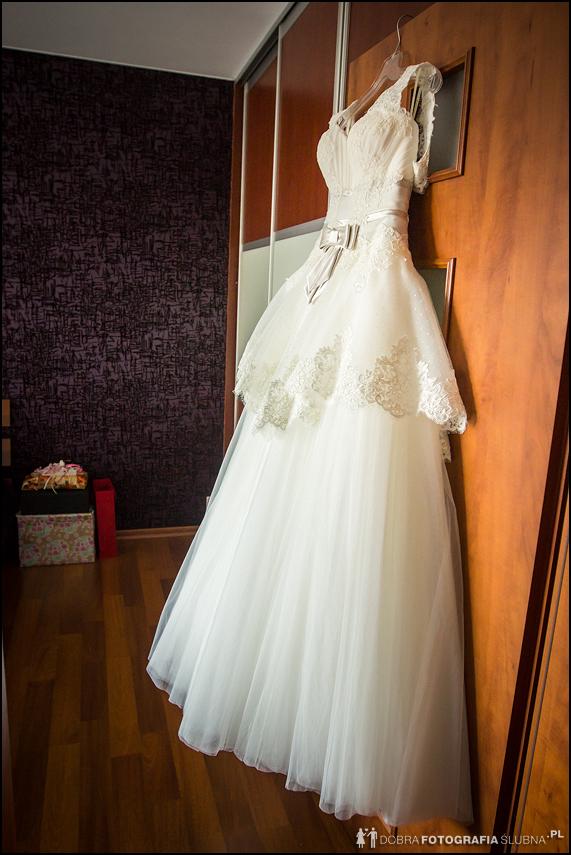 suknia panny młodej
