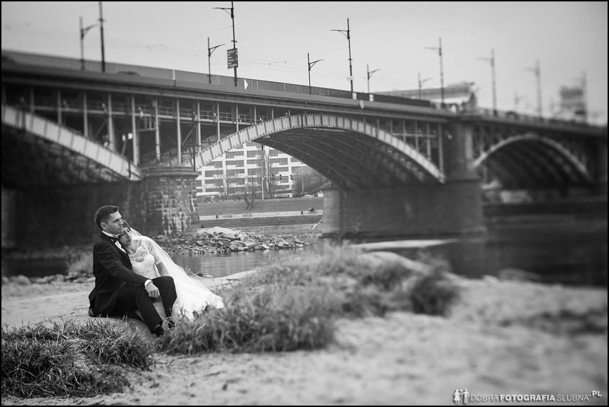most poniatowskiego plener ślubny warszawa