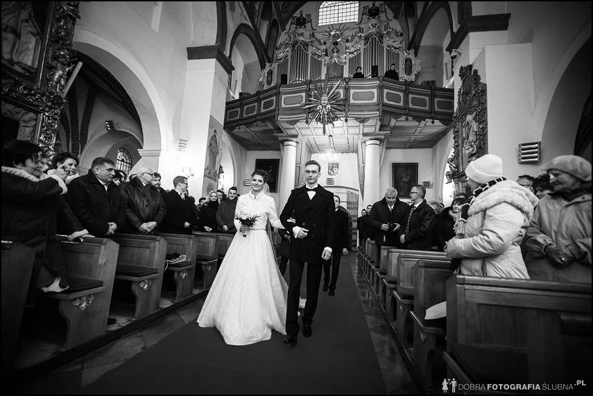 fotografie ze ślubu w pułtusku